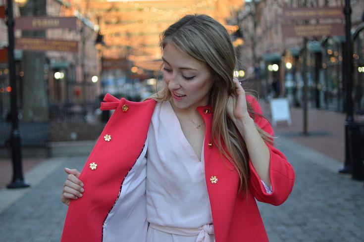 bow coat | allie J. | alliemjackson.com