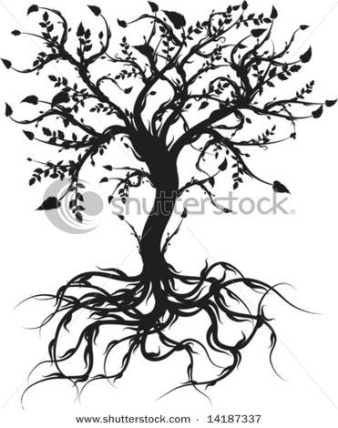 tree tattoo?