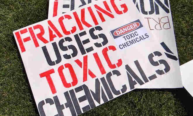 Fracking Up Our Food System