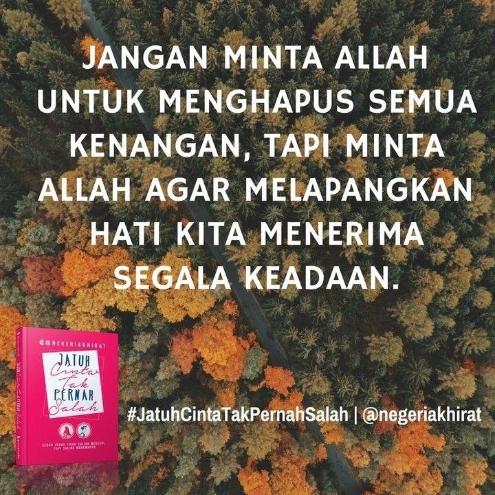 Ready Buku @jatuhcintatakpernahsalah FREE stiker ttd penulis . Spesial Hardcover . Normal Rp 69.000 Promo  Bonus ttd dan stiker Rp 59.000 . Hubungi WA WA : 08 22222 03013 Line : @belibukubagus  Cek testimoninya di instagram: @bukunegeriakhirat . Atau bisa juga didapatkan di toko buku Gramedia Seluruh Indonesia  #bukubestseller #bestseller #bukubagus #bukucinta #bukumurah #bukuislam #bukumuslimah #jatuhcintatakpernahsalah #jctps