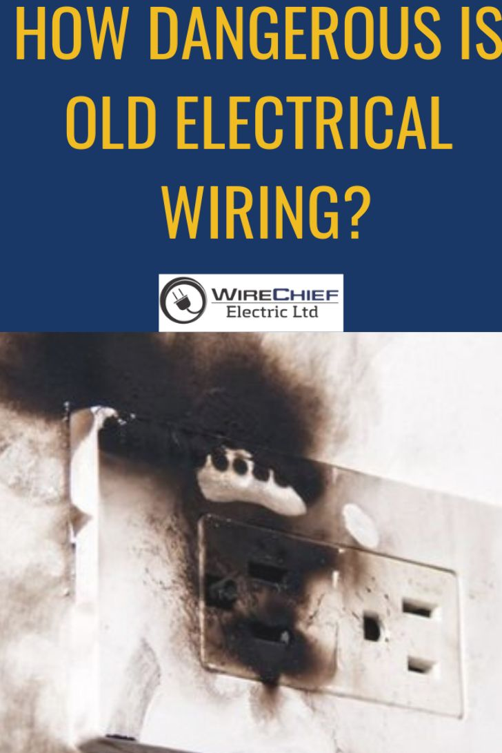 How Dangerous Is Old Electrical Wiring