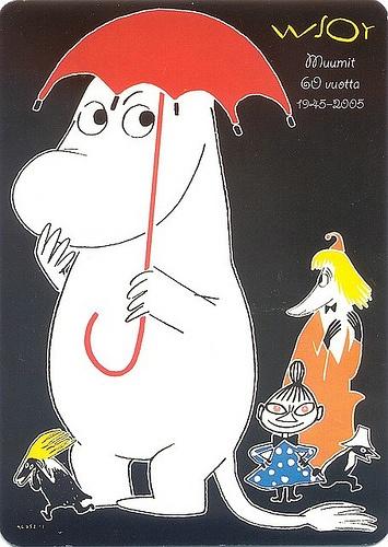 Moomins!