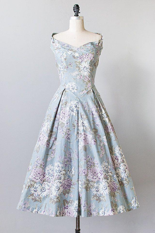 25 best ideas about vintage 1950s dresses on pinterest. Black Bedroom Furniture Sets. Home Design Ideas