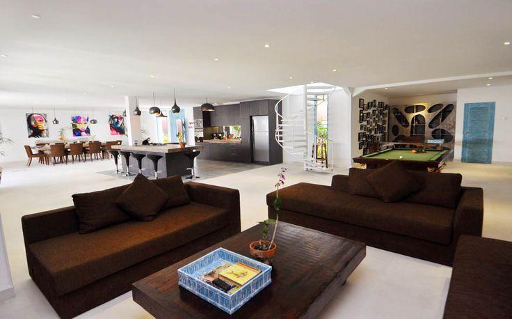 Villa Allegria, Canggu, 5 Chambres, a partir de 450€/nuit - Balijetaime.com