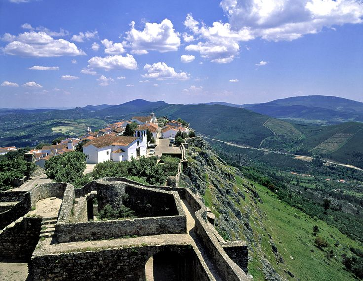 Marvão fortified village, Portugal Cycling