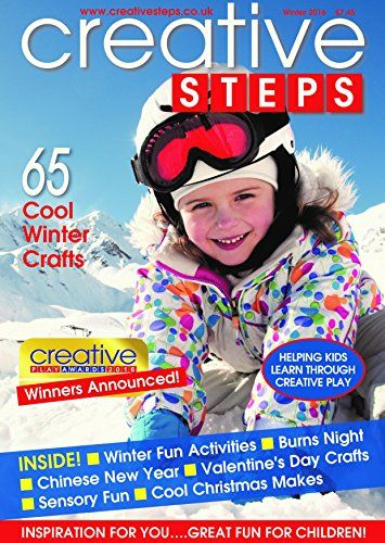 Here's a Children's Christmas gift suggestion that does not involve toys or clothes.   Creative Steps Magazine Subscription.