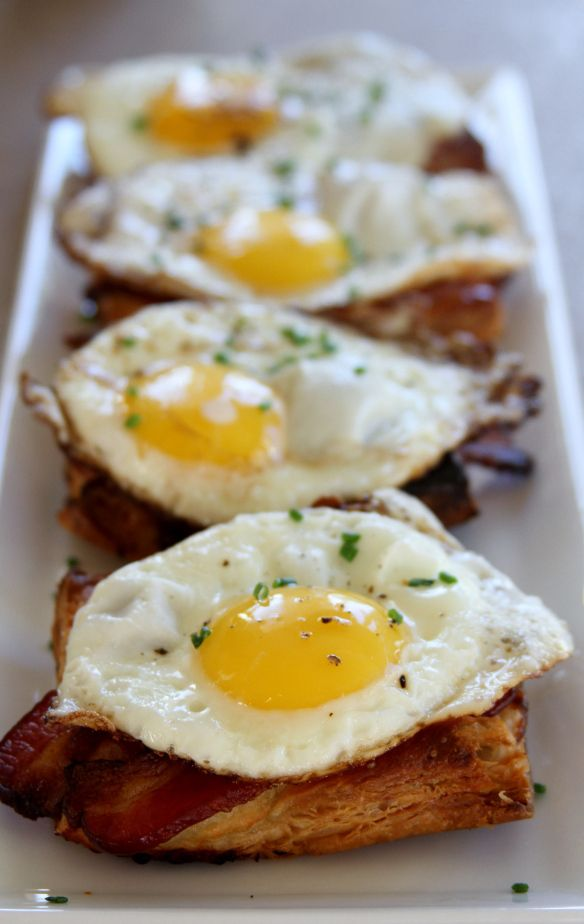 Bacon and Eggs | Food : Brunch & Breakfast | Pinterest ...