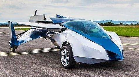 Uçan Araba Üretildi: Bilim Kurgu Filmi Değil Yüzde 100 Gerçek http://goster.co/ucan-araba-uretildi