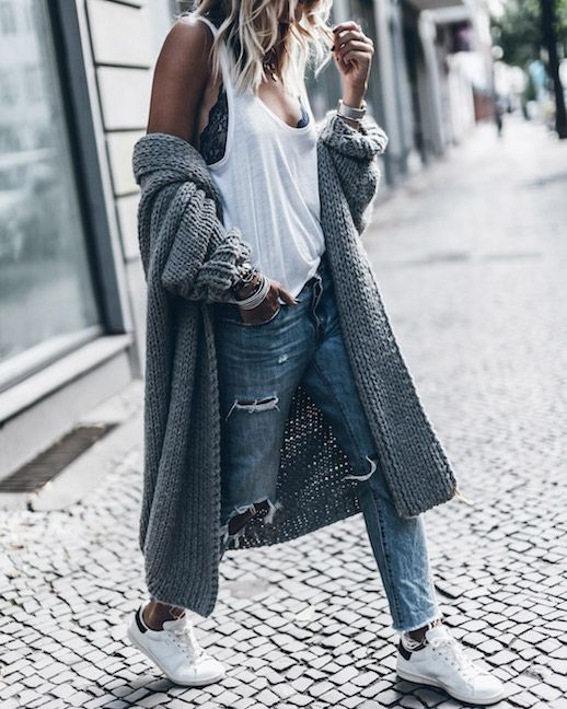 Le Fashion: An Easy Way to Transition Into Fall