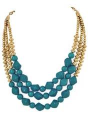 Blue Petra Necklace