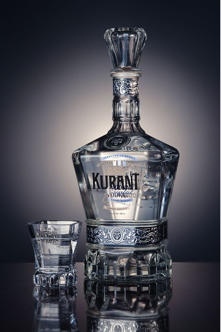 Packaging of the World: Creative Package Design Archive and Gallery: Kurant Vodka