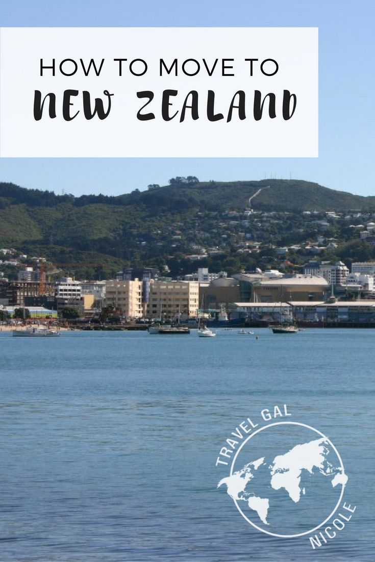 How To Move To New Zealand, Where To Live, How To Find A Job