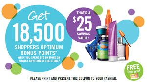 Rack up the points October 19th-22nd!