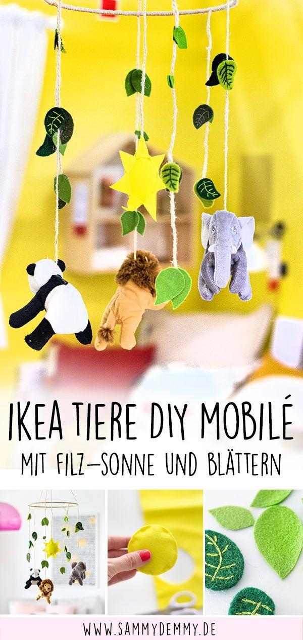Ikea Babyzimmer Projekt Iii Babyzimmer Ideen Diy In 2020 Mobile Basteln Baby Geschenk Selber Machen Geschenke