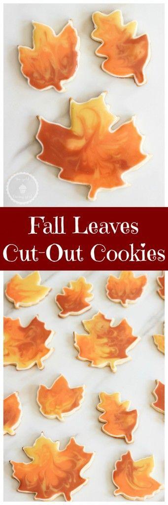 Best fall sugar cookie recipe