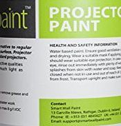 Smarter Surfaces Projector Paint - 6.5m² White Transform any smooth surface into a high performance projection screen. Low cost alternative to projector screens. Suitable for use with all projectors and interactive pr (Barcode EAN = 5060317740551) http://www.comparestoreprices.co.uk/december-2016-week-1/smarter-surfaces-projector-paint--6-5m²-white.asp