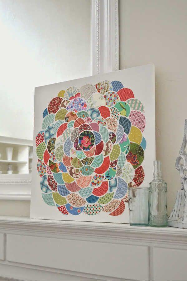 les 25 meilleures id es de la cat gorie fleur toile de peinture sur pinterest fleurs peintes. Black Bedroom Furniture Sets. Home Design Ideas