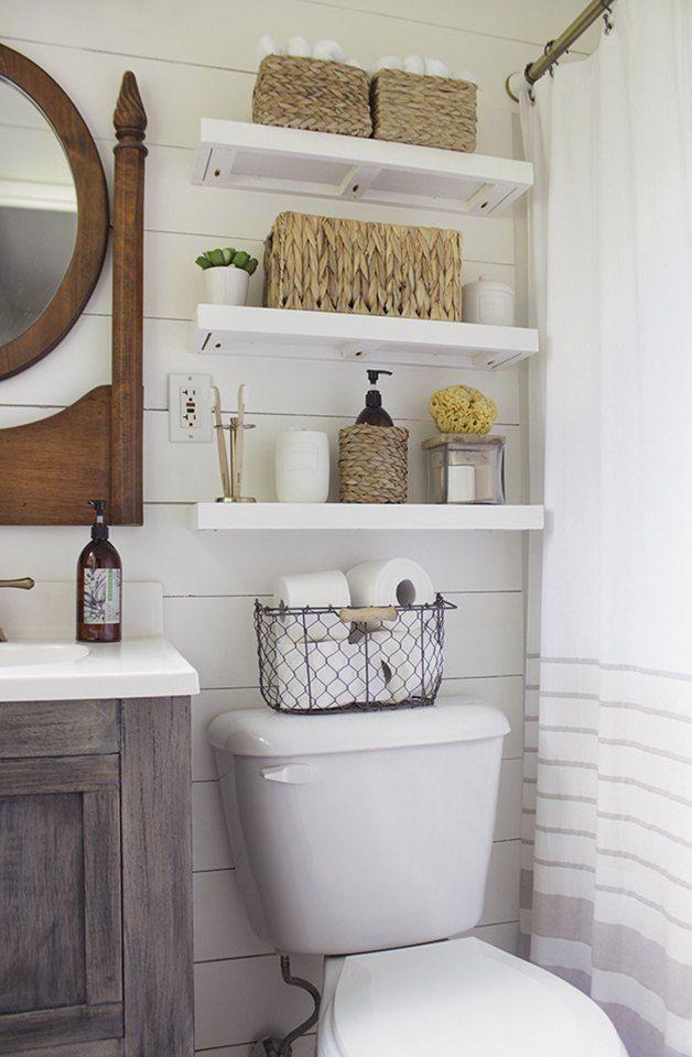 Small Master Bathroom Makeover On A Budget Small Bathroom Decor