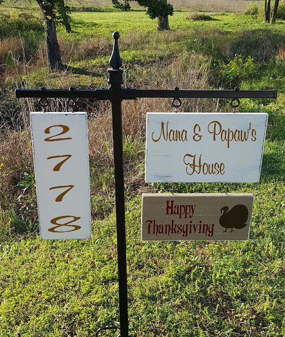 Personalized Yard Signs Yard Signs Mothers Housewares Outdoor