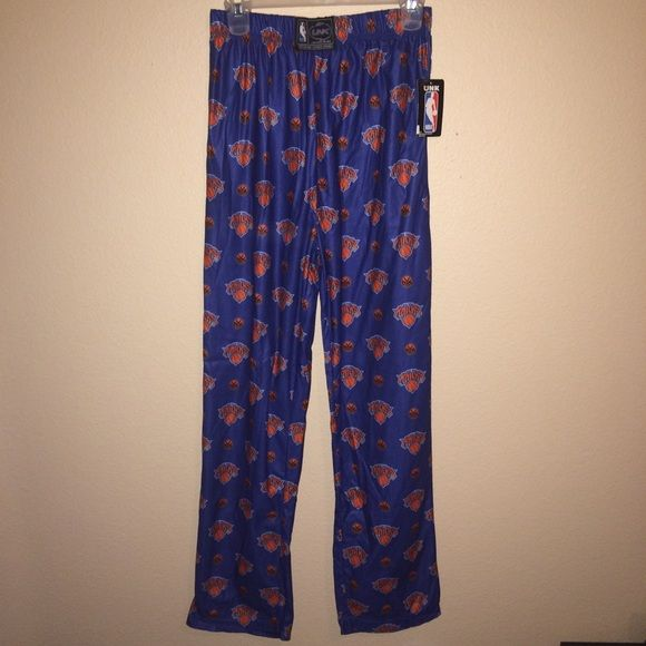 2 FOR $20 Official New York Knicks pj bottoms Official NBA New York Knicks pajama bottoms, New with tag. Size Small.  ALL $12 ITEMS ARE 2 FOR $20  NBA Intimates & Sleepwear Pajamas