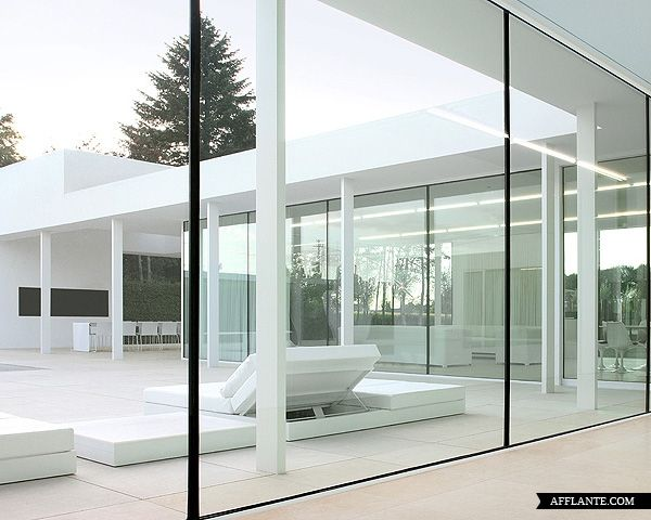 198 best architecture the art of space and shape images for Minimalist residential architecture