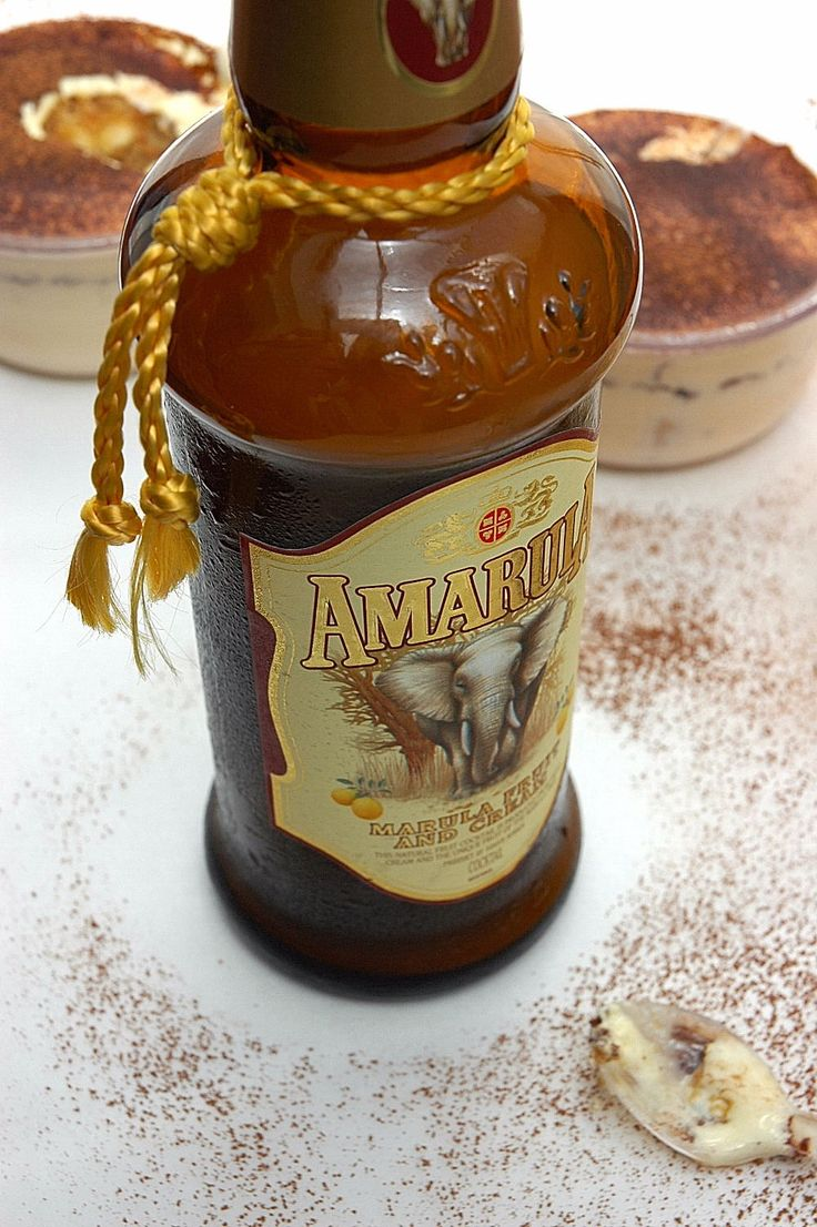 Amarula Tiramisu – An Italian classic with an African twist!