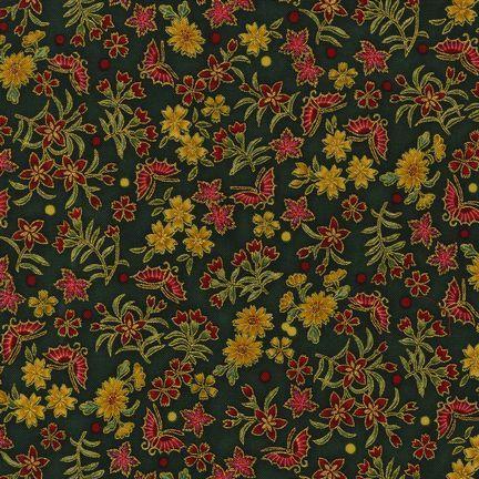 Robert Kaufman -  Imperial Collection 3 EUJM-6574-224 EVERGREEN