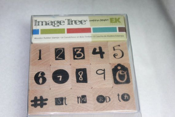EK Success Date Stamps
