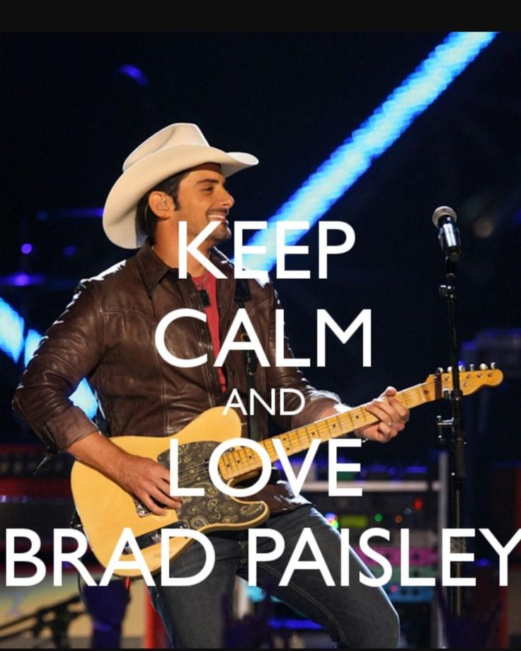 """Song of the day......""""Letter To Me"""" by @BradPaisley"""