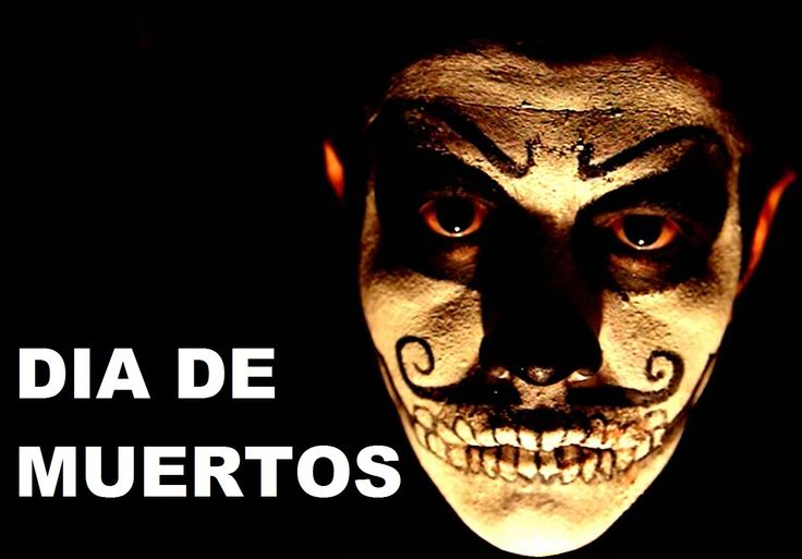 Great explanation of the Day of the Dead / Dia de los Muertos.