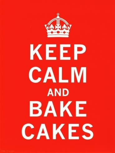 keep calm and bake cakes quote food quotes pinterest