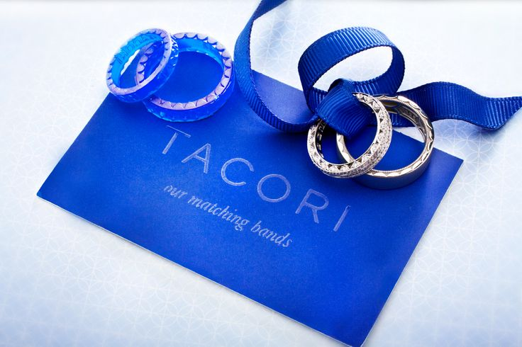 Buy any Tacori engagement ring from participating retail partners and receive a $ 50  Blue Band certificate towards each Tacori wedding band!  AVAILABLE AT BREMER JEWELRY IN PEORIA AND BLOOMINGTON