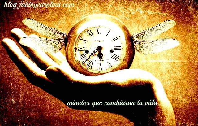 minutos que cambiaran tu vida, tiempo, fabio y carolina, re-evoluciona tu mundo, Es tiempo de Cambiar, Carolina y Fabio