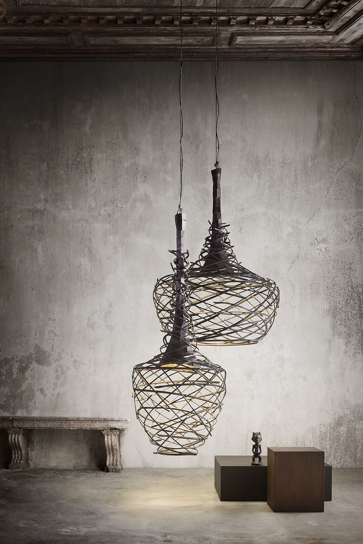 """NEST - Lampadario a sospensione. NEST - Suspended chandelier. SOON IN HOTEL GOLFZANG, The Netherlands """"www.golfzang.nl"""""""