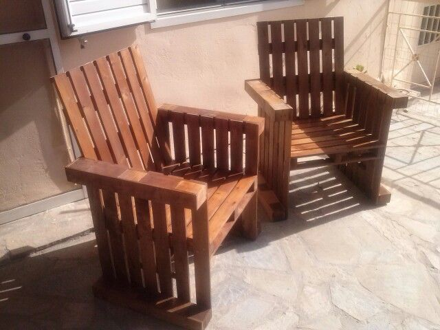 Chairs                                                                   https://www.facebook.com/oikodimiourgein/