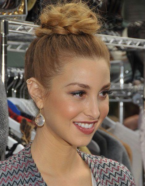 braid bun: Fresh Makeup, Festivals Hair, Le Chignons, Braids Tops Knot, Braids Ballerinas, Faster Hair, Chignons Tressé, Braids Buns, Ballerinas Buns