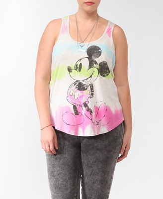 Forever 21, 1580 Forever, Mickey Mouse, Disney Style, Spraypaint Mickey, Sprays Painting Mickey, 2014540465, Forever21, 15 80 Forever