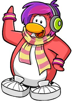 thats me on club penguin! lol hahaha. go on there and see. my pasword is rock out ! ok and see my puffle! too shes so cute! follow me on gmail! to love you penguin lovers