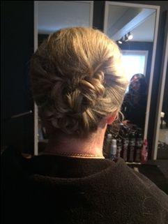 #FullUpdo #BlondeHair #FormalHairDesigns #UrbanSpaHairDesigns
