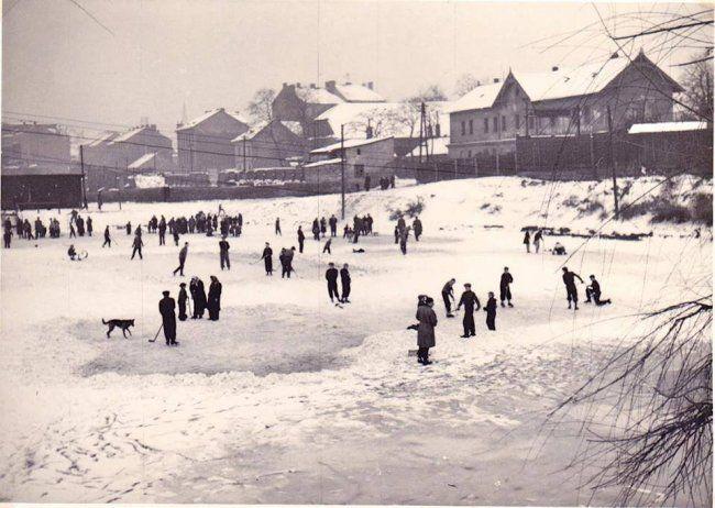Olšanské náměstí 1952