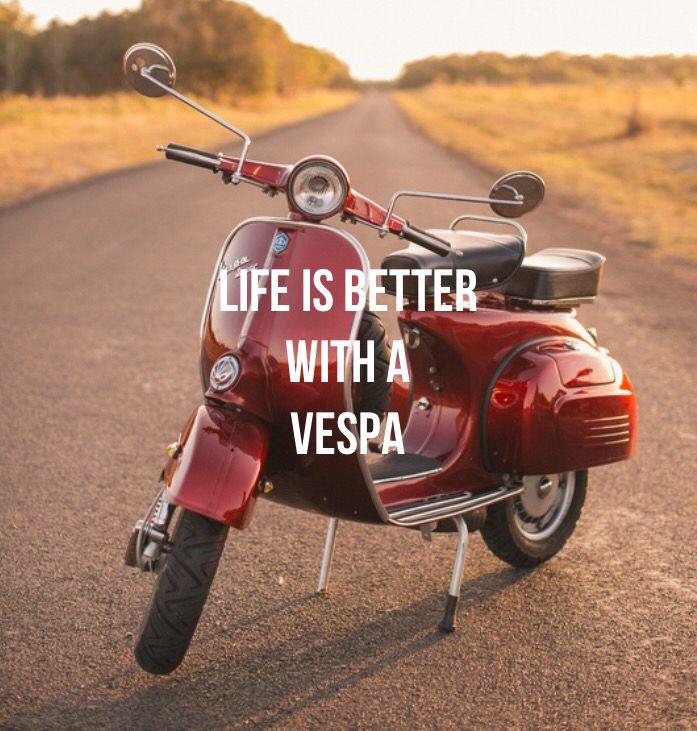 My Vespa