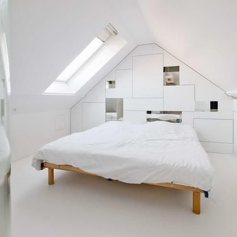Statue of Some Tips of Arranging Small Attic Bedroom Ideas