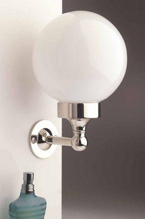 Globe Wall Light - £258.00 - Hicks and Hicks