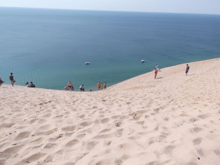 how tall is bear dune