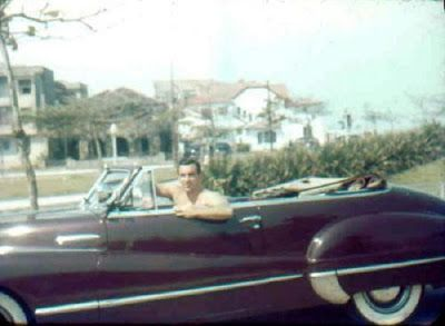 Antigos Verde Amarelo: Buick 1948 & Chevrolet 1950 conversível ... Obs de…