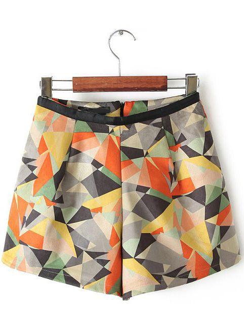 http://www.sheinside.com/Orange-Contrast-Leather-Geometric-Print-Skirt-Shorts-p-158369-cat-1740.html