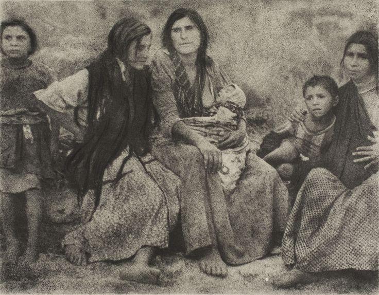 [Grupo de gitanos] | Museu Nacional d'Art de Catalunya