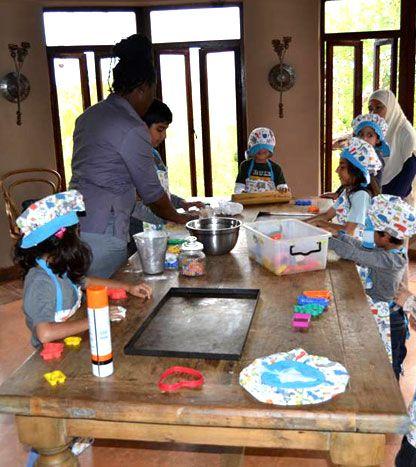 Madikwe's Mini-Chefs