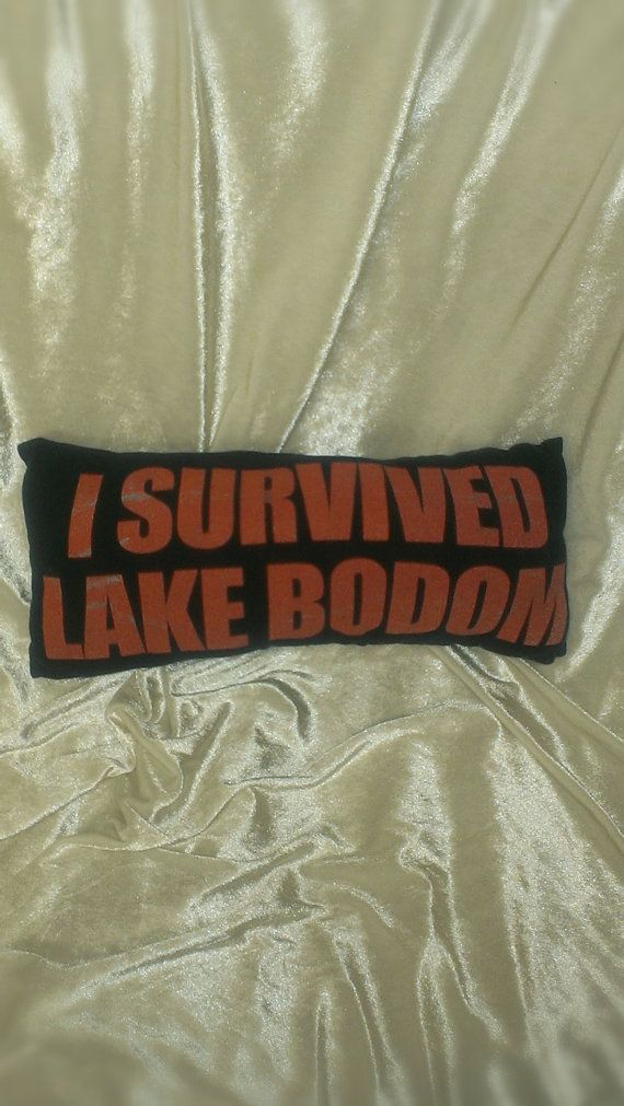 Children of Bodom pillow something wild by malicesrockinpillows, $15.00