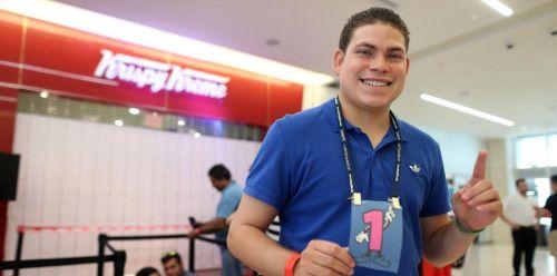 Abre Krispy Kreme en The Mall of San Juan -...